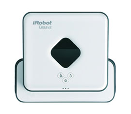 irobot braava 390t recensione. Black Bedroom Furniture Sets. Home Design Ideas